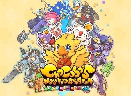 Chocobo's Mystery Dungeon: Every Buddy!: pubblicato il primo video gameplay dal TGS 2018