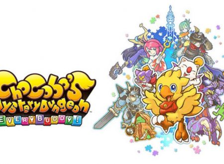 Chocobo's Mystery Dungeon: Every Buddy!: pubblicato un nuovo trailer dal TGS 2018