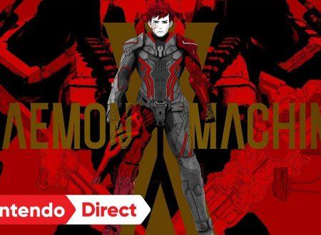 Daemon X Machina, pubblicato un nuovo gameplay sul titolo da Marvelous