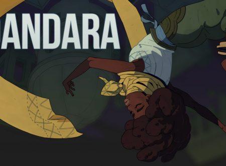 Dandara: il titolo aggiornato alla versione 1.1.5 sui Nintendo Switch europei