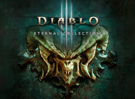 Diablo III: Eternal Collection, il titolo è in arrivo il 2 novembre sui Nintendo Switch europei