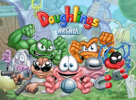 Doughlings: Arcade, uno sguardo in video al titolo dall'eShop europeo di Nintendo Switch