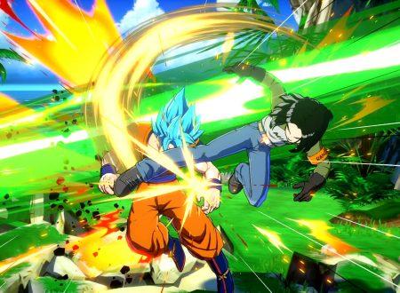 Dragon Ball FighterZ: pubblicato il trailer di lancio della versione Nintendo Switch