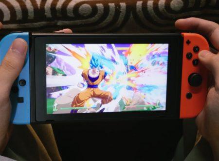 Dragon Ball FighterZ: pubblicato un nuovo commercial giapponese sulla versione Nintendo Switch