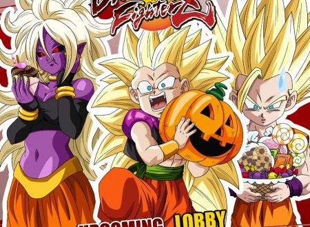 Dragon Ball FighterZ: svelato l'arrivo delle Capsule Z di Halloween e la patch del Day One su Nintendo Switch