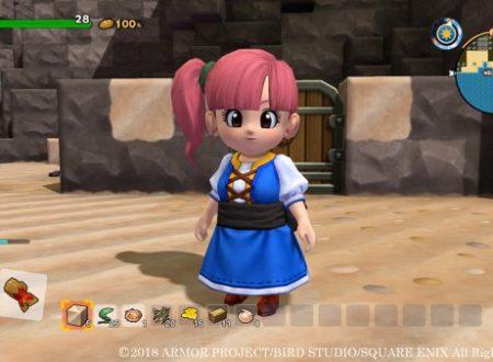 Dragon Quest Builders 2: mostrati i primi screenshots e dettagli su Lulu
