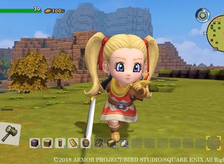 Dragon Quest Builders 2: pubblicati dei nuovi screenshots dedicati al titolo