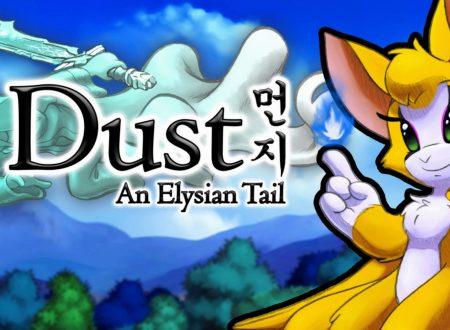 Dust: An Elysian Tail, uno sguardo in video al titolo dall'eShop di Nintendo Switch
