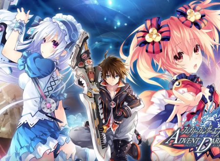 Fairy Fencer F: Advent Dark Force, il titolo sarà disponibile a gennaio su Nintendo Switch