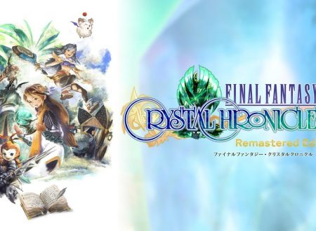 Final Fantasy Crystal Chronicles Remastered Edition, pubblicato il trailer del TGS 2018