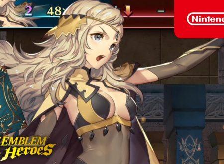 Fire Emblem Heroes: svelato l'arrivo dei nuovi eroi speciali: Crepuscolo nohriano, presto disponibili