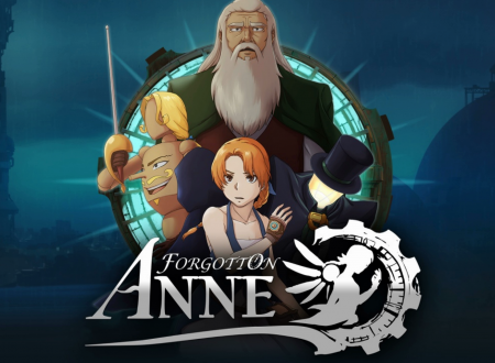 Forgotton Anne: uno sguardo in video al titolo dai Nintendo Switch europei