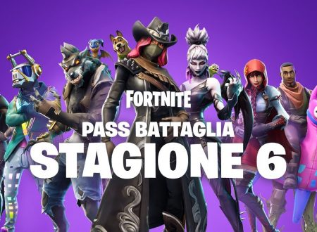 Fortnite: avviata la Season 6, disponibile la versione 6.0.0 sui Nintendo Switch europei