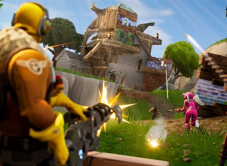 Fortnite: l'ultimo aggiornamento ha disabilitato la cattura video su Nintendo Switch