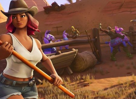 Fortnite: disponibile la versione 6.0.1 del titolo sui Nintendo Switch europei