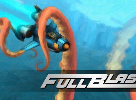 FullBlast: uno sguardo in video al titolo dall'eShop di Nintendo Switch
