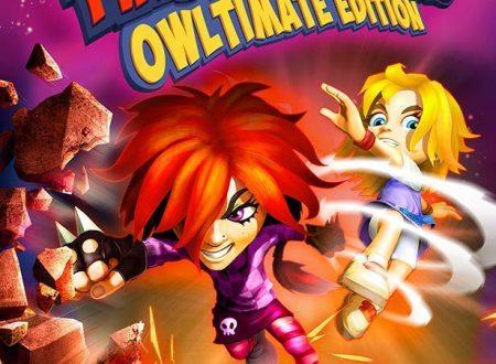Giana Sisters: Twisted Dreams – Owltimate Edition, mostrata la boxart della versione retail su Nintendo Switch