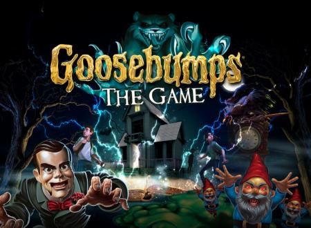 Goosebumps: The Game, il titolo è in arrivo il 9 ottobre sui Nintendo Switch europei