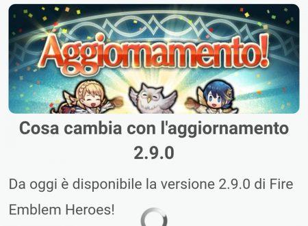 Fire Emblem Heroes: il titolo ora aggiornato alla versione 2.9.0 su Android e iOS