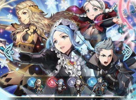 Fire Emblem Heroes: ora disponibili gli eroi speciali: Crepuscolo nohriano