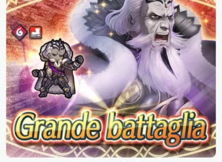 Fire Emblem Heroes: la grande battaglia di Garon, è ora disponibile nel titolo