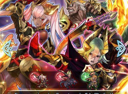 Fire Emblem Heroes: ora disponibili gli eroi speciali: Generali di Muspell