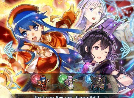 Fire Emblem Heroes: ora disponibile la preferenza evocazione: sfida ai voti: Padri e figlie
