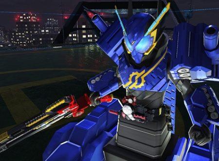 Kamen Rider: Climax Scramble, il titolo è in arrivo il 29 novembre sui Nintendo Switch giapponesi