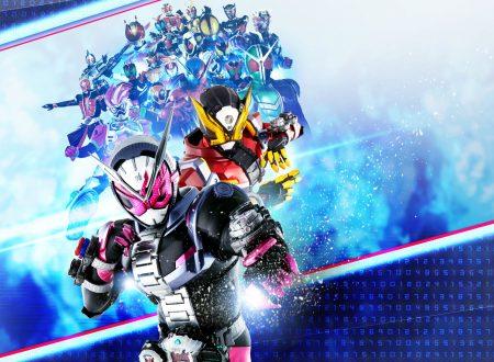 Kamen Rider: Climax Scramble, svelate nuove informazioni sul titolo da Famitsu