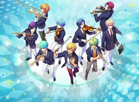 Kin'iro no Corda: Octave: il titolo è in arrivo il 14 febbraio sui Nintendo Switch giapponesi