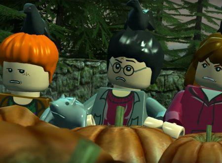 LEGO Harry Potter Collection annunciata per l'arrivo su Nintendo Switch