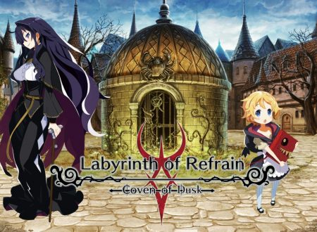 Labyrinth of Refrain: Coven of Dusk, primo sguardo al titolo dalla demo sull'eShop di Nintendo Switch