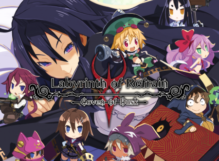 Labyrinth of Refrain: Coven of Dusk, una demo è ora disponibile sull'eShop di Nintendo Switch