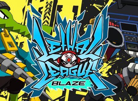Lethal League Blaze: il titolo è in arrivo il 12 luglio sui Nintendo Switch giapponesi