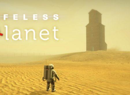 Lifeless Planet: Premiere Edition, uno sguardo in video al titolo dai Nintendo Switch europei