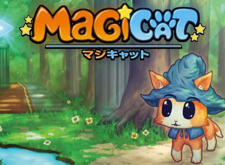 MagiCat: uno sguardo in video al titolo ora disponibile su Nintendo Switch