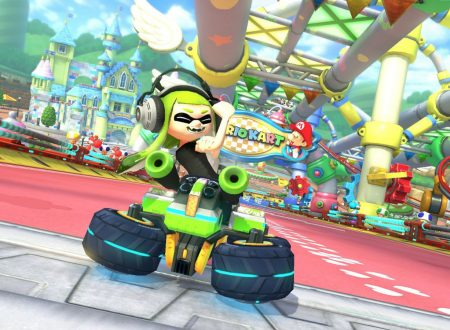 Mario Kart 8 Deluxe: disponibile la versione 1.7.0, scaricabile ora dai Nintendo Switch europei