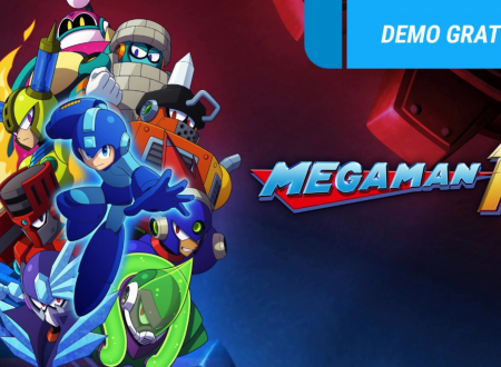 Mega Man 11: la demo del titolo è ora disponibile sui Nintendo Switch europei