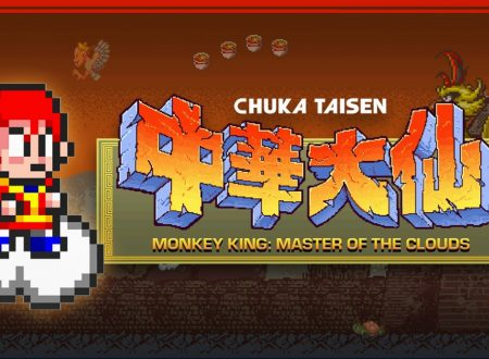 Monkey King: Master of the Clouds, il titolo è ora disponibile sull'eShop europeo di Nintendo Switch