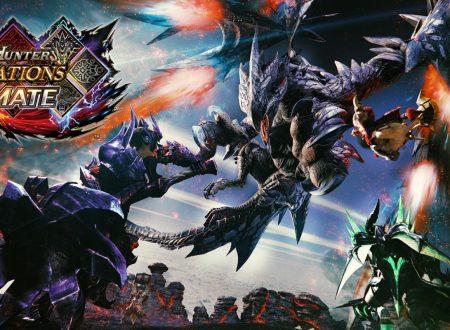 Monster Hunter Generations Ultimate: il titolo aggiornato alla versione 1.1.0 su Nintendo Switch