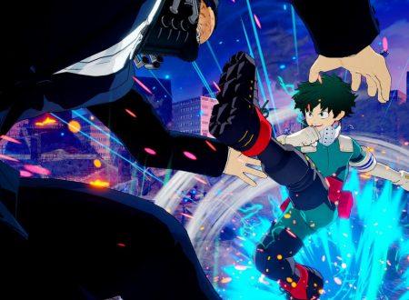 My Hero One's Justice: mostrati i primi screenshots del Deku Shoot Style di Izuku Midoriya