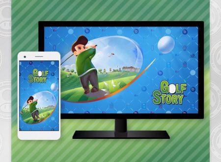 My Nintendo: disponibile uno sfondo esclusivo dedicato a Golf Story