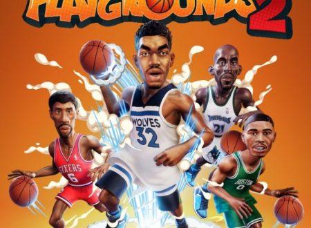 NBA Playgrounds 2: il titolo è in arrivo il 16 ottobre su Nintendo Switch