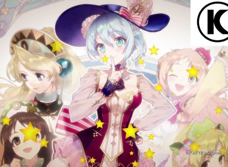 Nelke & the Legendary Alchemists: il titolo è in arrivo a inizio 2019 in Occidente su Nintendo Switch