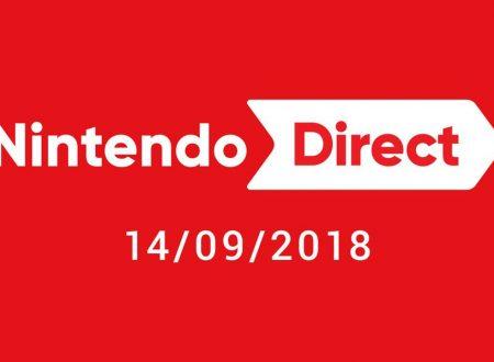 Nintendo Direct: la presentazione è in arrivo il 13 settembre, Nintendo Switch Online in arrivo settimana prossima