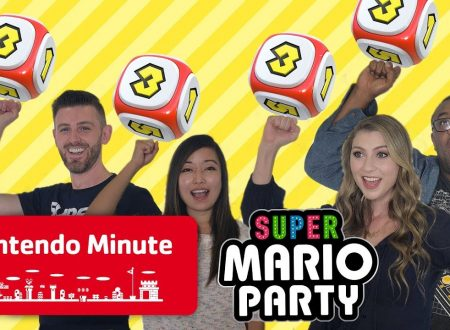 Nintendo Minute: Super Mario Party 2 vs. 2 in video con Kit, Krysta, Andre 'Black Nerd' e Katie Wilson
