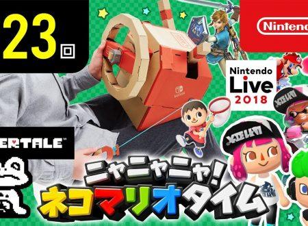 Nyannyan Neko Mario Time: pubblicato l'episodio 123 dello show felino con Mario e Peach