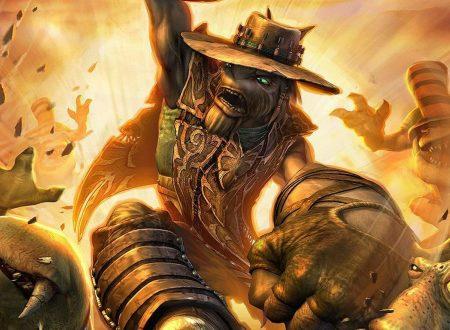 Oddworld: Stranger's Wrath, pubblicato un video off-screen della versione Nintendo Switch