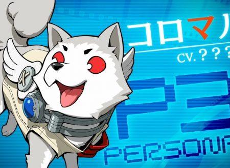 Persona Q2: New Cinema Labyrinth, pubblicato un trailer su Koromaru da Persona 3