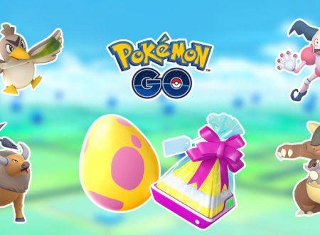 Pokèmon GO: le uova da 7 km di Farfetch'd, Kangaskhan, Mr. Mime e Tauros sono ora disponibili